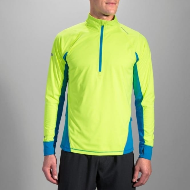 Brooks Drift 1/2 Zip Nightlife/Ultra Blue Mens