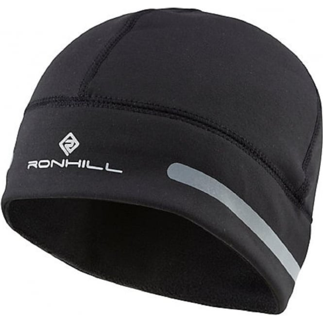 Ronhill Radiance Beanie Black/Reflect