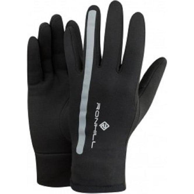 Ronhill Radiance Glove Black/Reflect