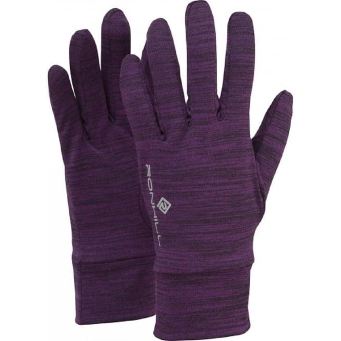 Ronhill Victory Glove Elderberry Marl