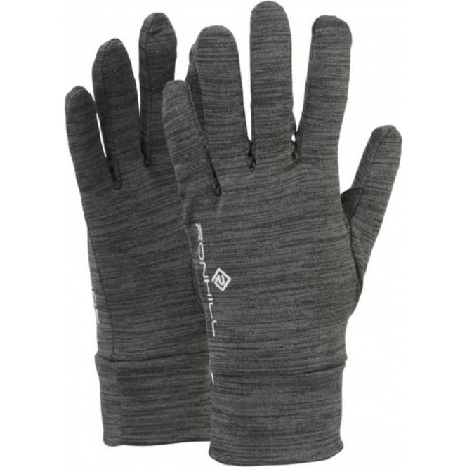 Ronhill Victory Glove Charcoal Marl
