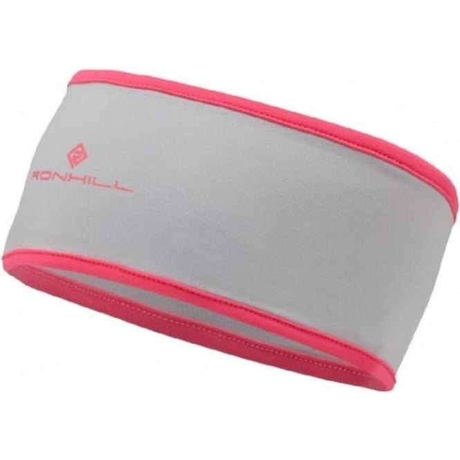 Ronhill Thermal 200 Headband Cloud/Pink