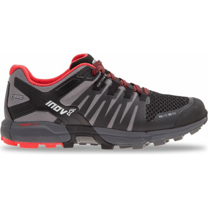 Inov8 Roclite 305 GTX Mens MEDIUM FIT Trail Running Shoes Grey/Black