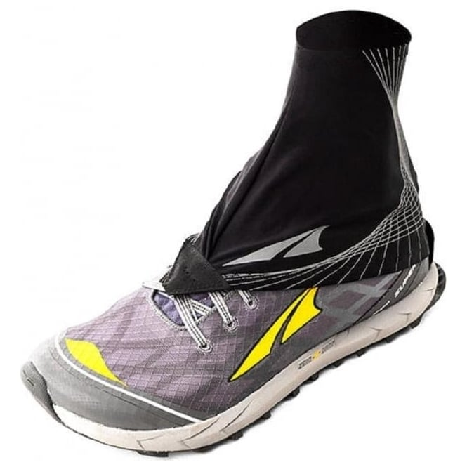 Altra Trail Gaiter Black for  Off-Road Shoes