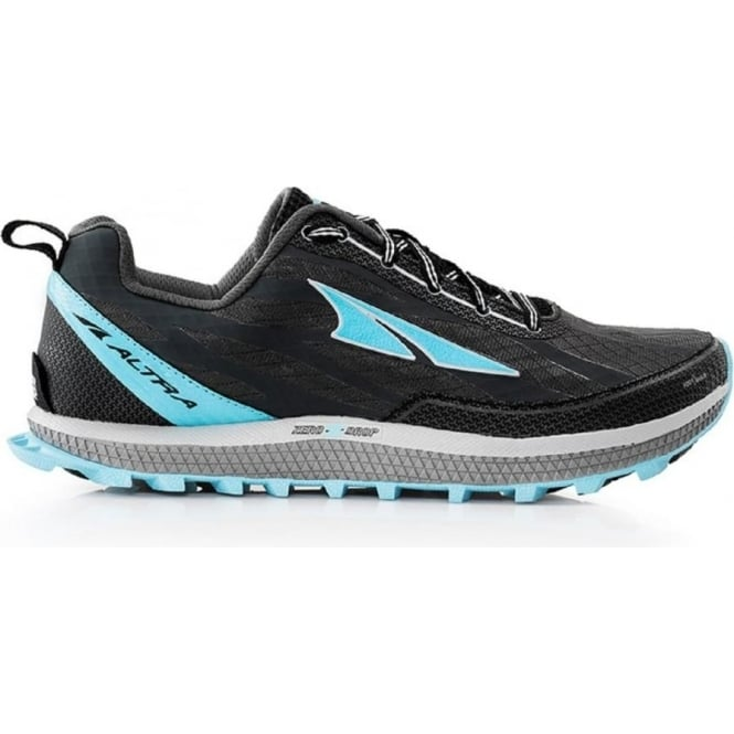 Altra Superior 3.0 Womens Trail Running Shoes Charcoal/Blue
