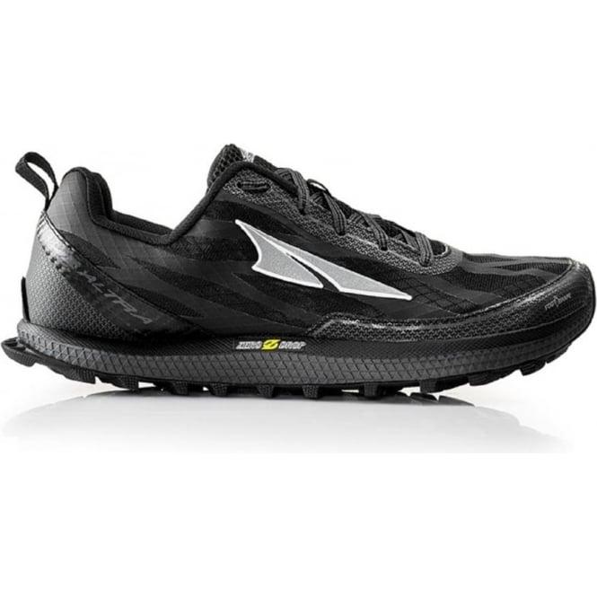 Altra Superior 3.0 Mens Zero Drop Off Road Shoes Black/Yellow