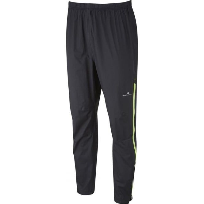 Ronhill Trail Tempest Waterproof Pant Black/Clay Mens