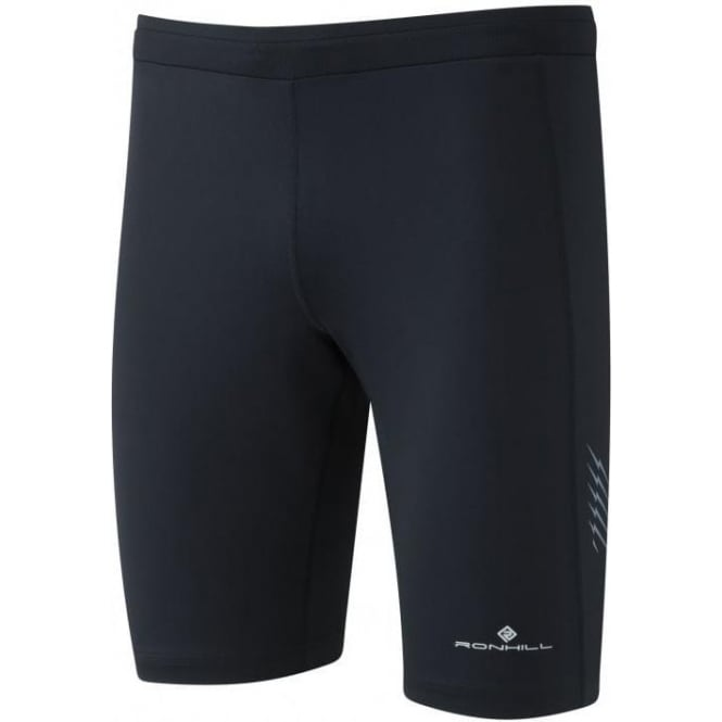 Men's Stride Stretch Short All Black