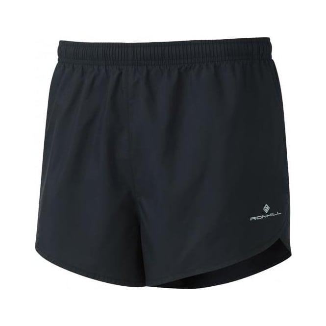 Men's Everyday Split Short All Black
