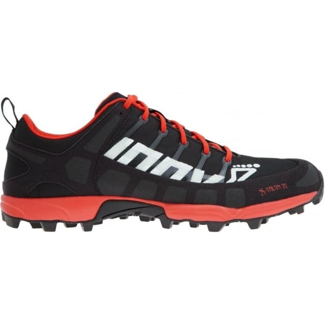 Inov8 X-Talon 212 Fell Running Shoes UNISEX PRECISION FIT Black/Red