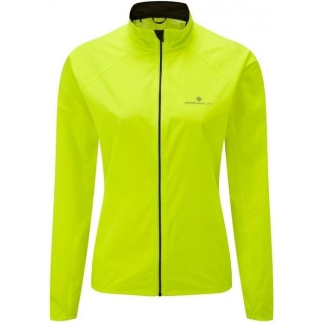 Everyday Jacket Fluorescent Yellow Womens