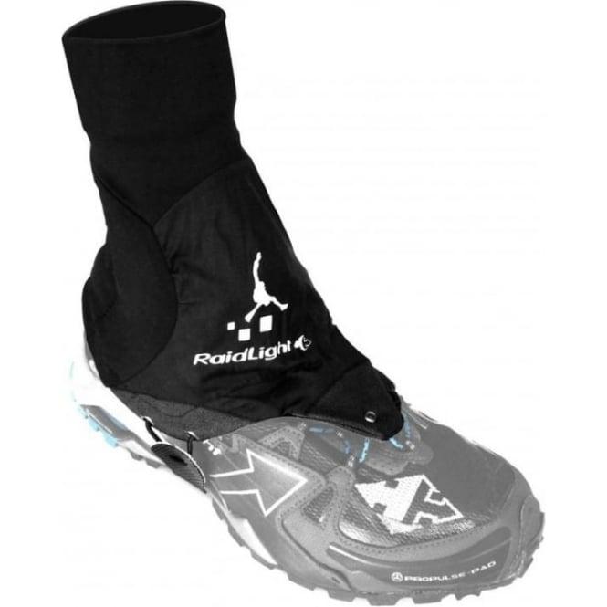 Trail Running Gaiters Black