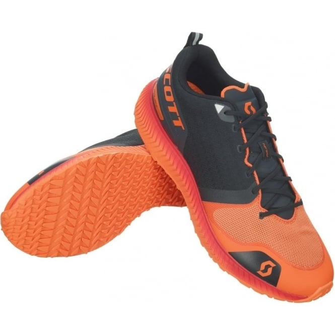 Palani Road Running Shoes Orange Mens