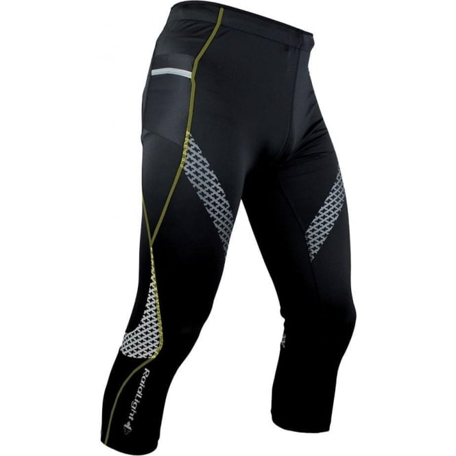 Raider Mens Trail Running Capri Tights