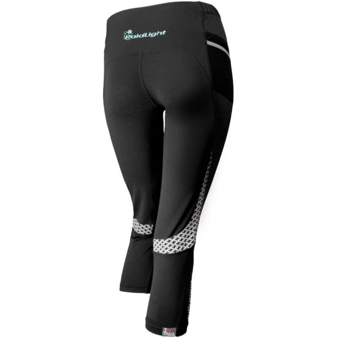 Raider Womens Trail Running Capri 3/4 Tights