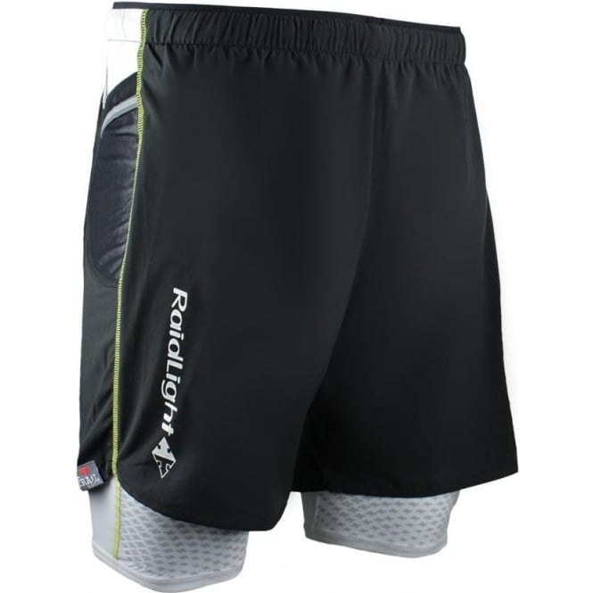 Ultralight Mens Running Shorts Black