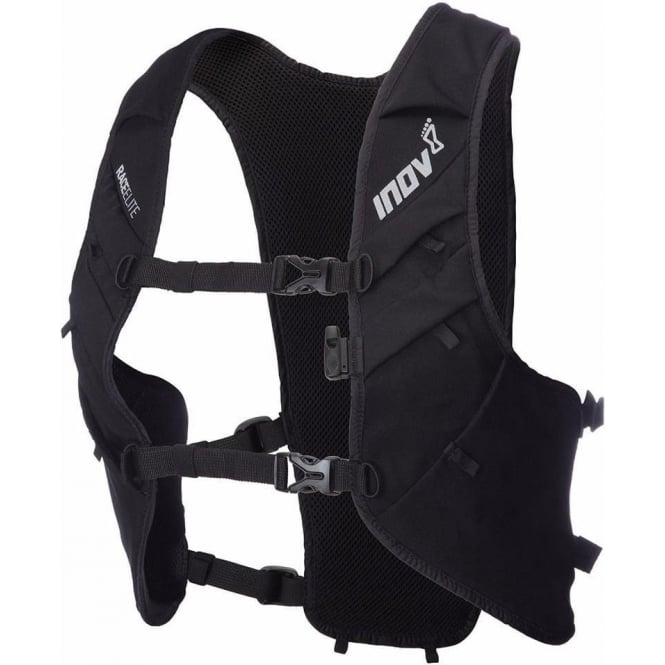 Race Elite 4L Running Vest/Bag Black