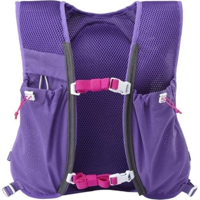 Nano 3L Running Vest Purple/Fuschia