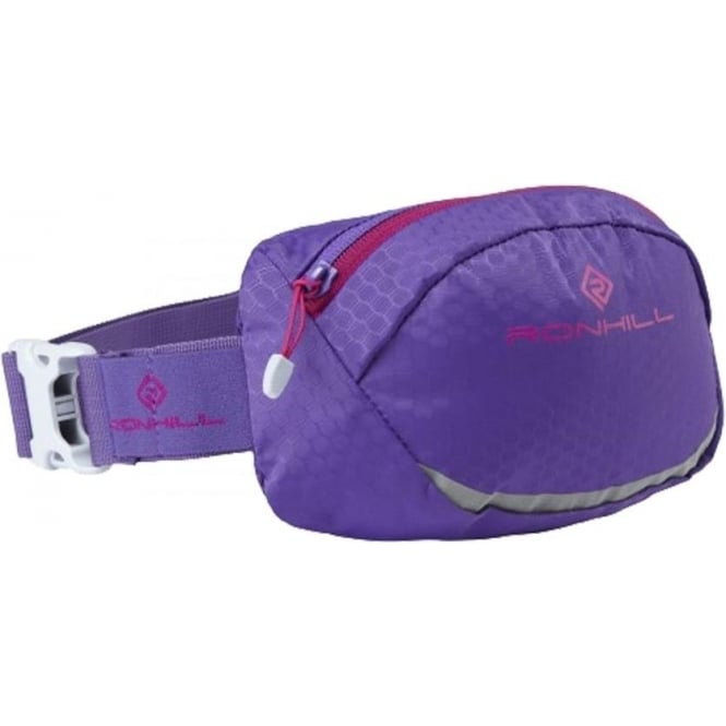 Motion Running Waist Pack Purple/Fuschia