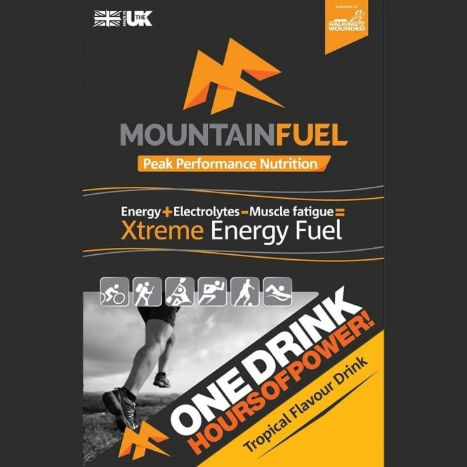 Mountain Fuel Xtreme Energy Fuel Tropical