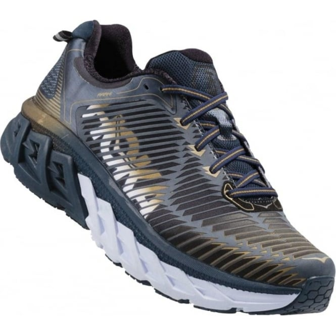 Arahi Road Running Shoes WIDE FITTING Mens