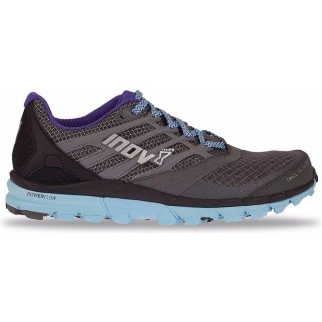Inov8 TrailTalon 275 Womens STANDARD FIT Trail Running Shoes Grey/Blue/Purple