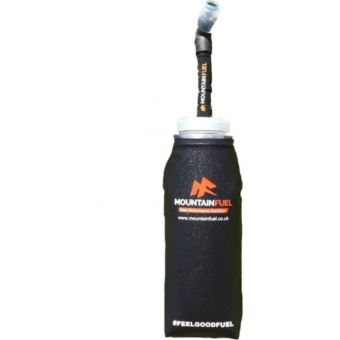 Mountain Fuel Soft Flask 600ml with Straw