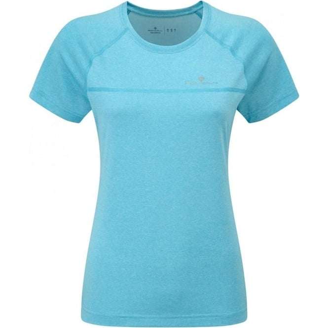 Everyday Short Sleeve Running T-shirt Thistle Surf Marl