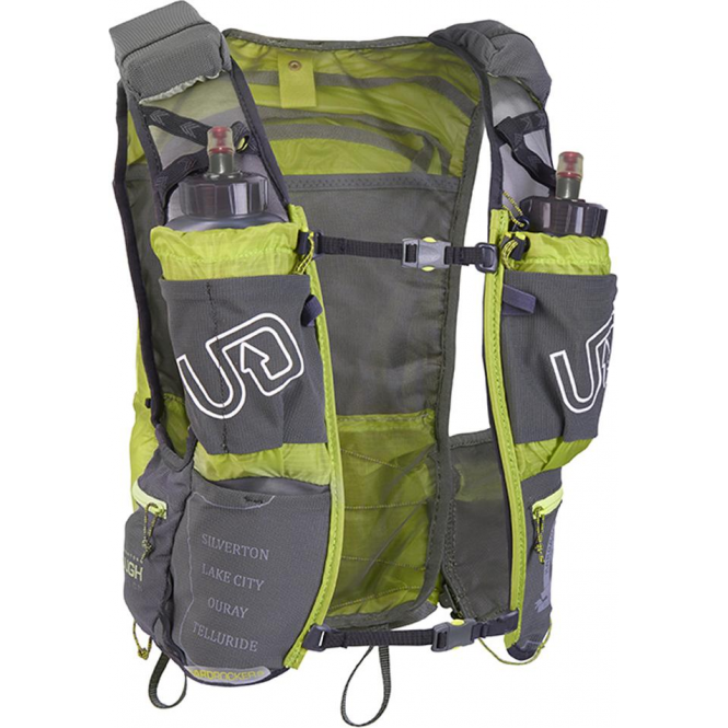 Hardrocker Running Vest with Two Bottles INCLUDED - 2017 Limited Edition