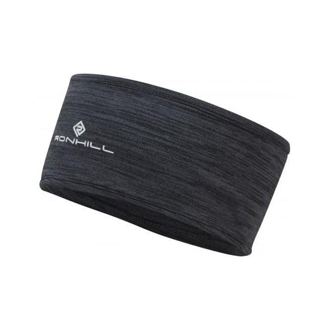 Ronhill Victory Headband Charcoal Marl