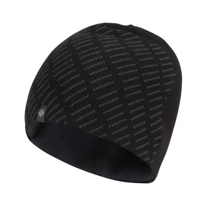 Ronhill Classic Beanie Black/Charcoal