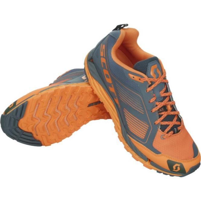 Scott T2 Kinabalu 3.0 Mens Trail Running Shoes Grey/Orange