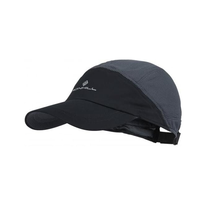 Air-Lite Running Cap Black/Charcoal