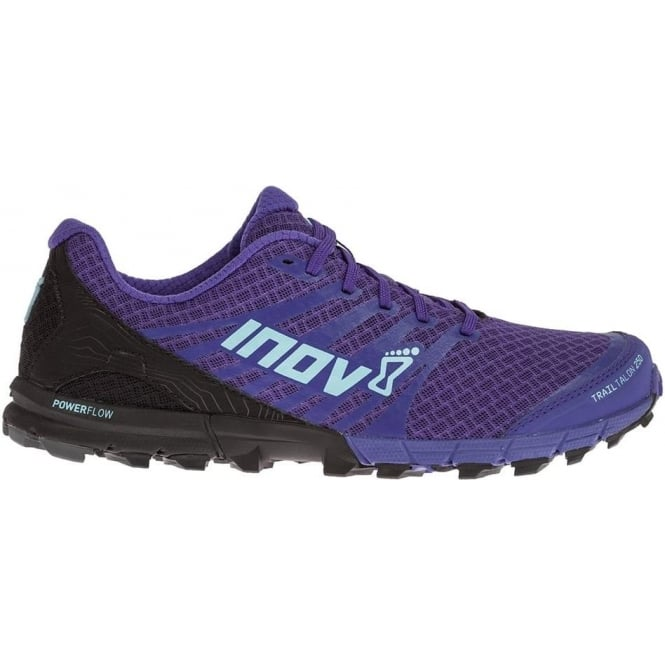 Inov8 TrailTalon 250 Womens STANDARD FIT Trail Running Shoes Purple/Blue/Black