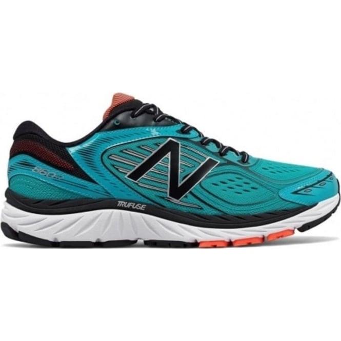 New Balance 860 V7 Green Mens D WIDTH (STANDARD) Road Running Shoes