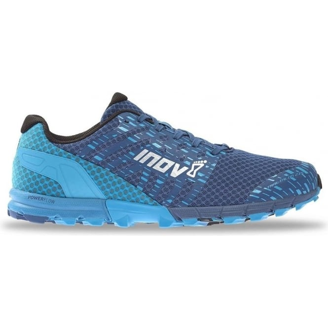 Inov8 TrailTalon 235 Mens STANDARD FIT Trail Running Shoes Blue
