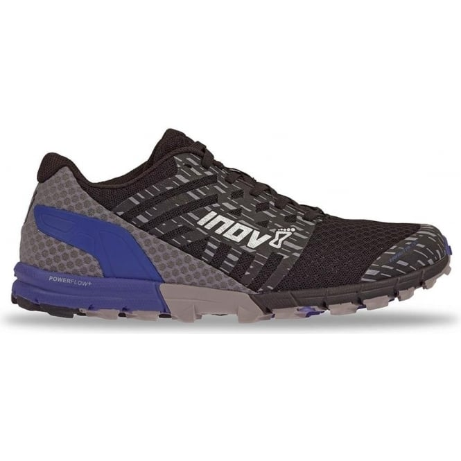 Inov8 TrailTalon 235 Womens STANDARD FIT Trail Running Shoes Black/Purple