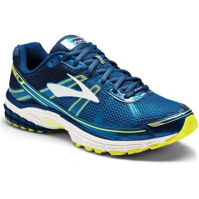 Brooks Vapor 4 Mens D (STANDARD WITH) Mens Road Running Shoes Blue/Navy/Nightlife