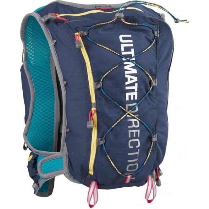 Ultimate Direction Adventure Vesta Womens Hydration Running Vest/Backpack Obsidian