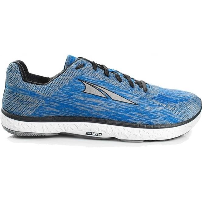 Altra Escalante Mens Zero Drop Road Running Shoes Blue/Grey