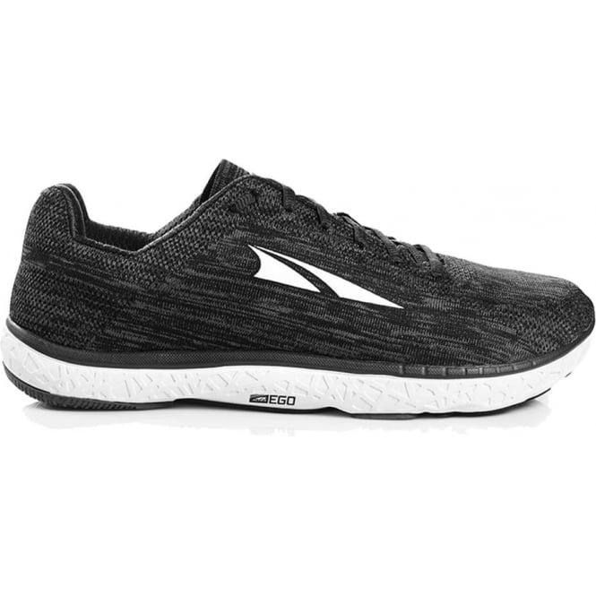 Altra Escalante Mens Zero Drop Road Running Shoes Black