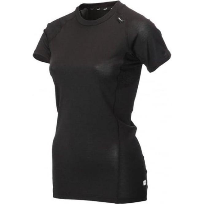 Inov8 AT/C Merino Short Sleeve Tee Black Womens