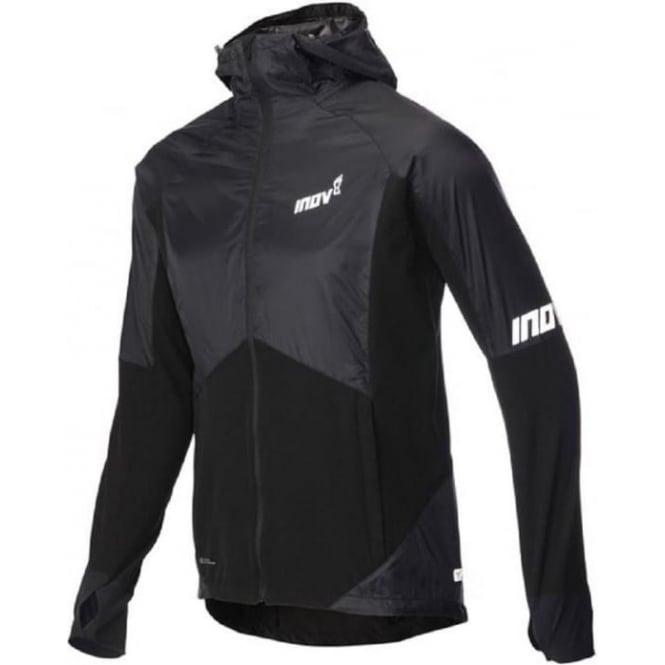 Inov8 AT/C Softshell Pro Full Zip Thermal Jacket Black Mens
