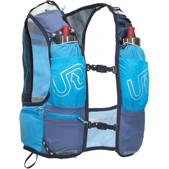 Ultimate Direction Mountain Vest v4 Mens Running Hydration Vest Blue