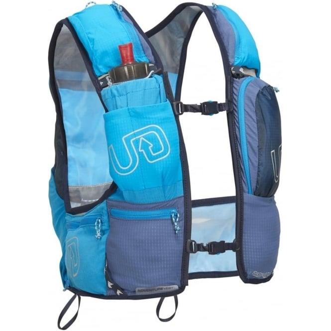 Ultimate Direction Adventure Vest v4 Mens Running Hydration Vest Blue