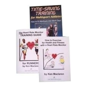 Generic How To Excercise For Health And Fitness With A Heart Rate Monitor Book by Ken Maclaren