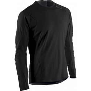 Sugoi Carbon Long Sleeve Crew Black Mens