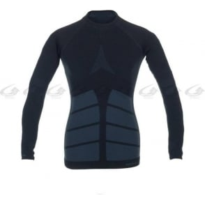 Odlo Warm Quality Evolution Long Sleeve Mens Black