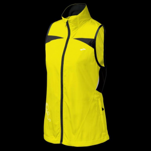 Brooks Essential Run Vest Womens Nightlife
