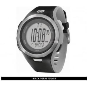 Soleus Ultra Sole Running Watch Black/Grey/Silver